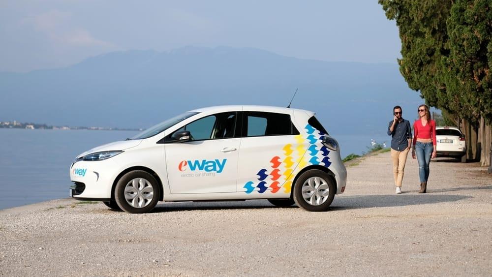 La Fase 2 della mobilità: dopo il lockdown torna il car sharing sul lago di Garda