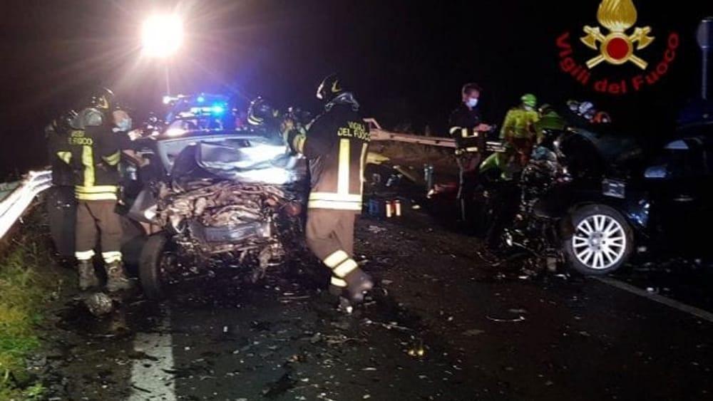 Schianto mortale: Giulia e Claudia uccise dalla sbandata improvvisa di un'Audi