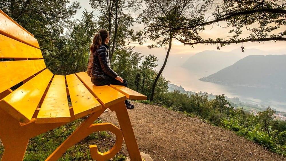 Lago Di Garda Pronta Per L Estate 2020 La Prima Big Bench
