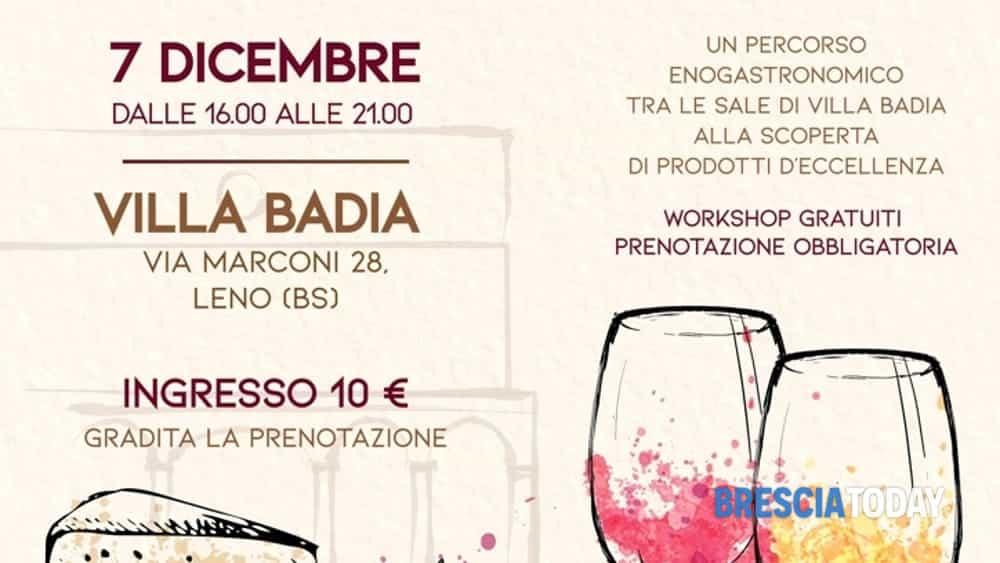 Leno: vini e sapori del Garda in villa - BresciaToday