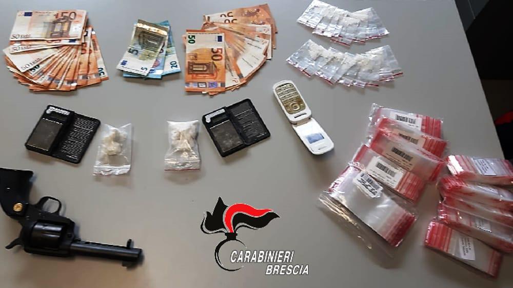 Una settimana di spaccio vale più della pensione: arrestato 'nonno cocaina' - BresciaToday